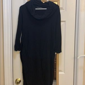 Dresses & Skirts - Maternity dress with cowl neck